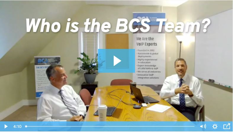 Who is the BCS Team